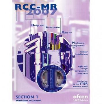 RCC-MR 2007
