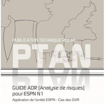 PTAN Guide AdR N1 - 2018